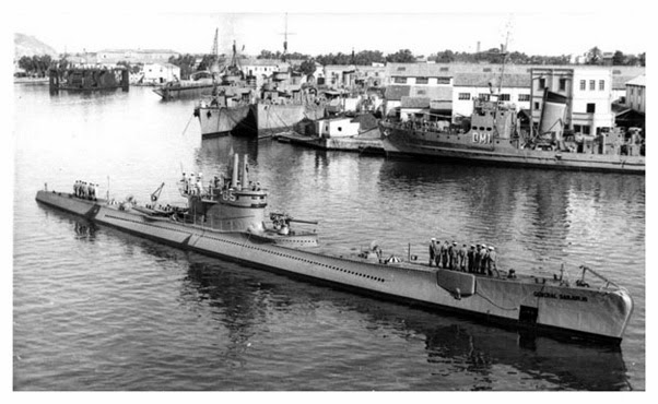 Submarino Torricelli