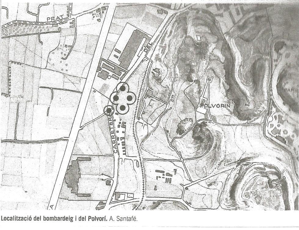 mapa bombardeo plus ultra