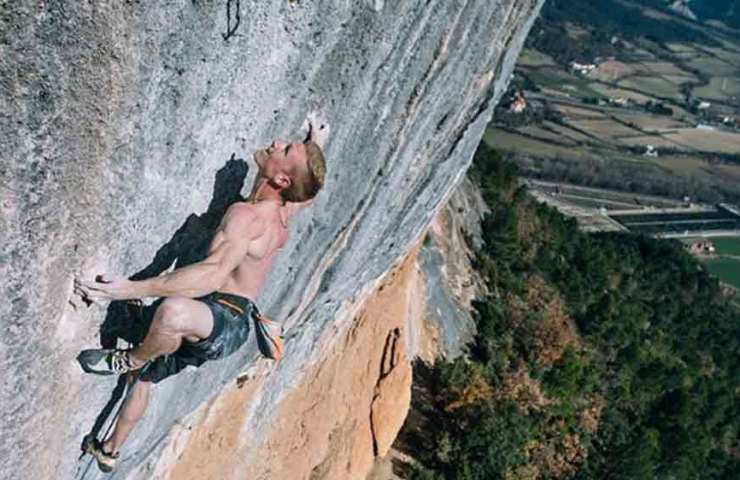 Jakob Schubert klettert Joe Mama und Pachamama