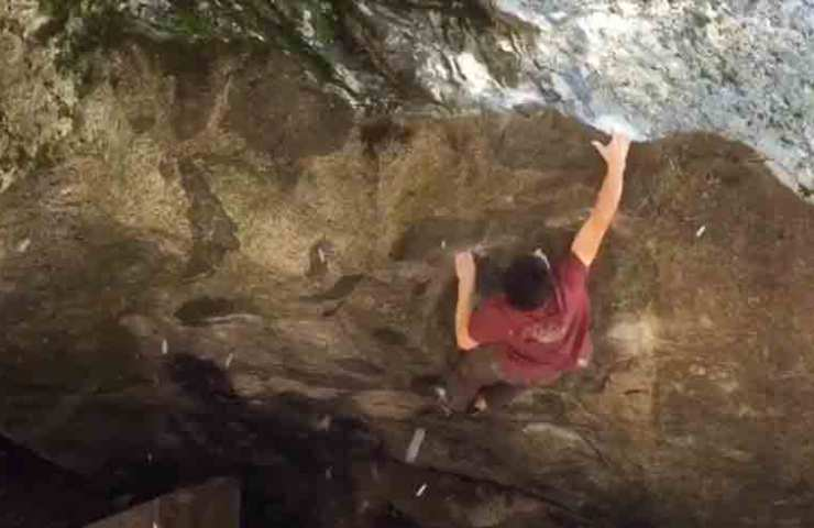 Jimmy Webb_Just Climbing_Video