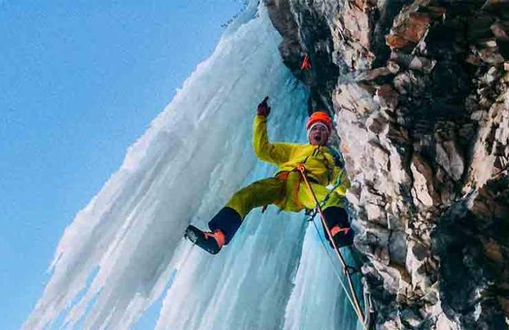 Michi Wohlleben in Stirb langsam am Seebenseefall