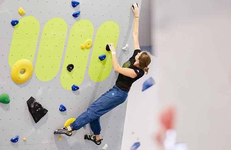 10 Monate Boulderhalle LöBloc - Rückblick und Einblick