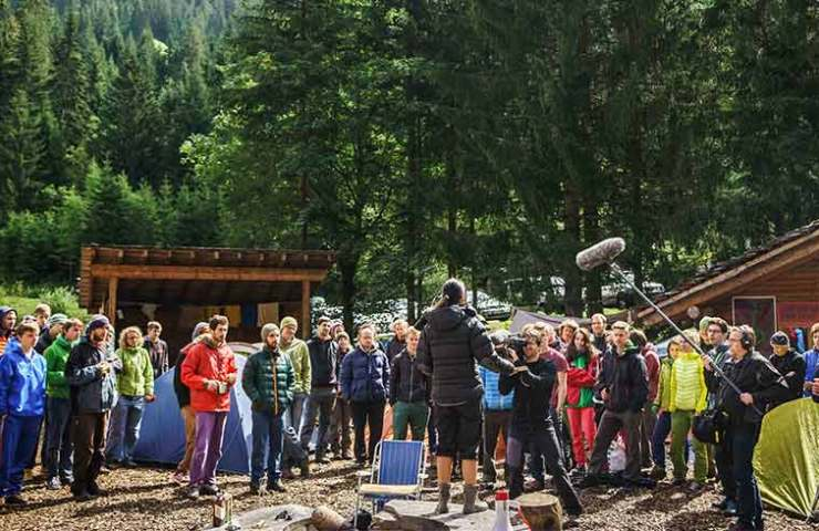 Das Averstal lädt zum Clean-Up-Day im Magic Wood