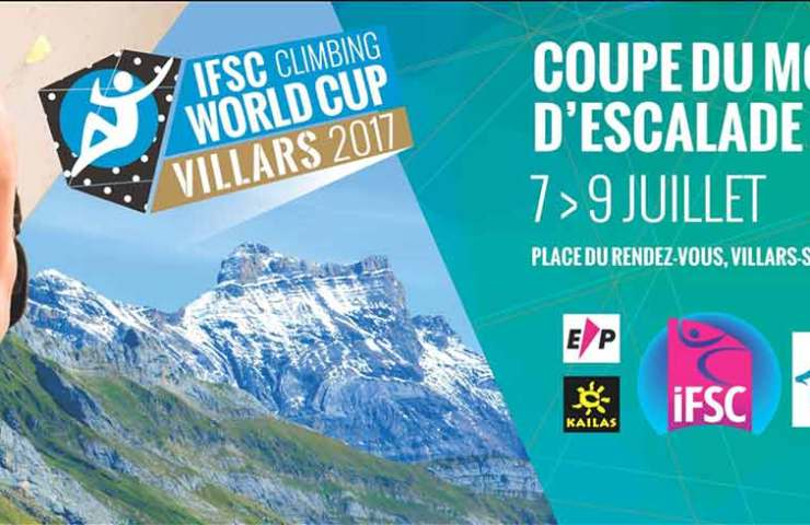 IFSC World Cup Lead Speed ​​in Villars (Switzerland)