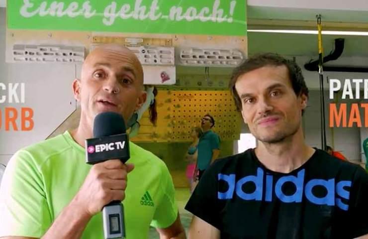 Trainingstipps von Dicki Korb und Patrick Matros - Gimme Kraft