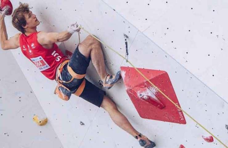 5 WM-Finalplätze für SAC Swiss Climbing Team