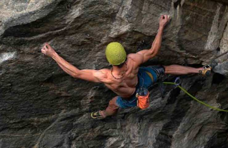 Adam Ondra on training and future projects