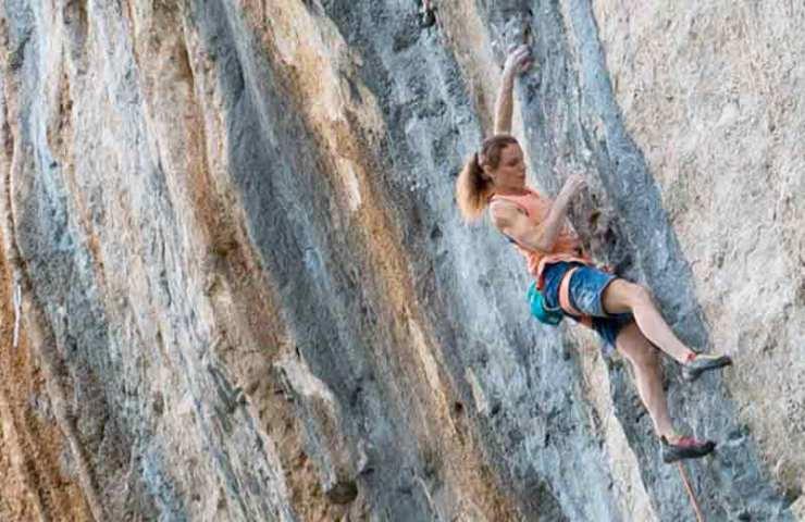 Anak Verhoeven klettert 9a+ in Pierrot Beach