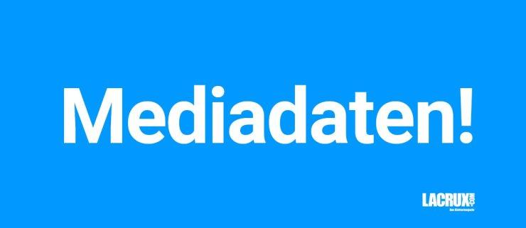 Mediadaten LACRUX Klettermagazin - Werbung schalten