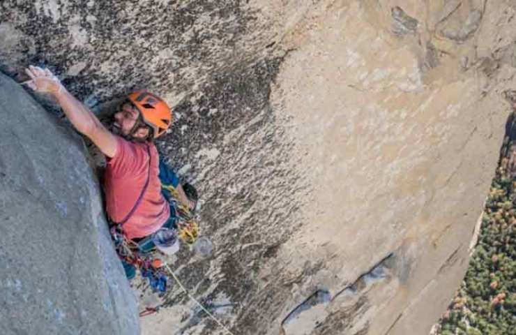 New speed record at El Capitan in the Yosemite Valley
