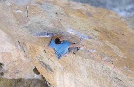 Video: Matty Hong klettert La Rambla und Joe Mama (9a+)