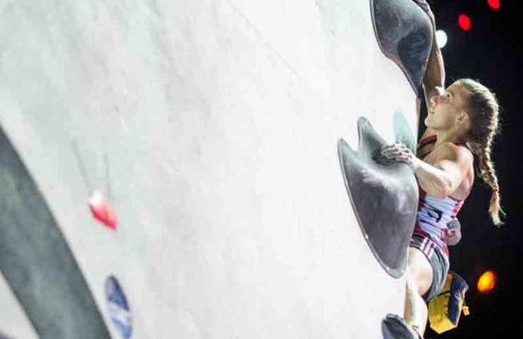 Los seis mejores atletas de boulder en La Sportiva Legends Only