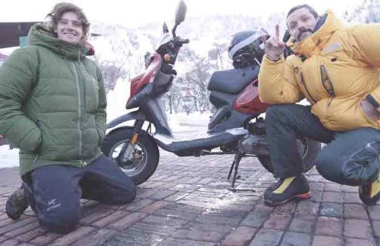 Freedom of Wheels - Dumm und Dümmer? Eine verrückte Kletteraktion