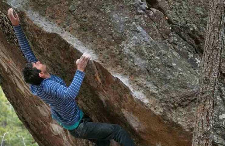 Video: Paul Robinson eröffnet neuen 8b+ Boulder in Flatirons