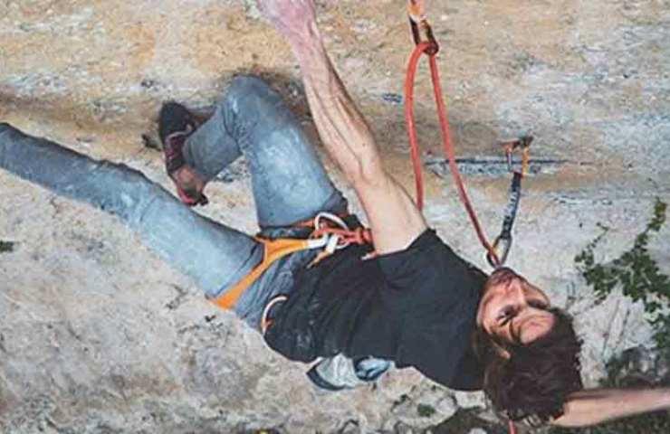 Der Boulderer Daniel Woods klettert mit La Capella eine 9b-Route
