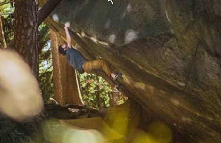 Jimmy Webb boulders Fred Nicole classic Dreamtime