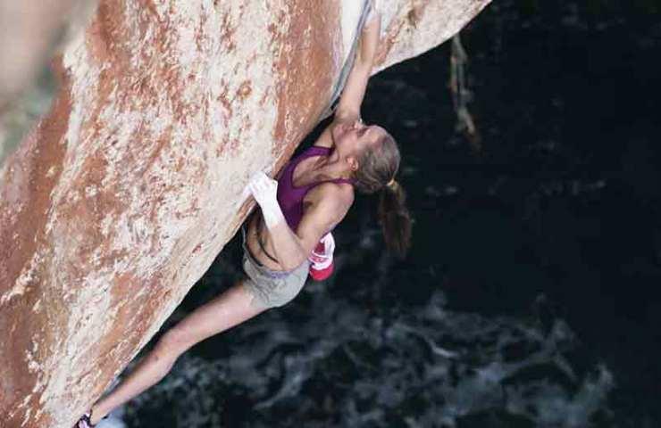 Frauenpower: Margo Hayes, Emily Harrington und Paige Claassen in Mallorca
