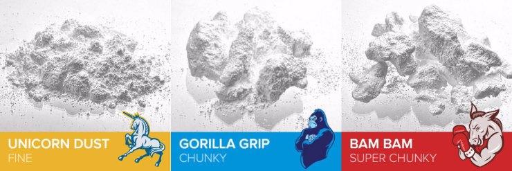 FrictionLabs Magnesium: Unicorn Dust - Gorilla Grip - Bam Bam