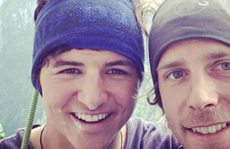 Jonas Schild und Yannick Glatthart wiederholen Ultimo sogno an der Parete d'Osogna