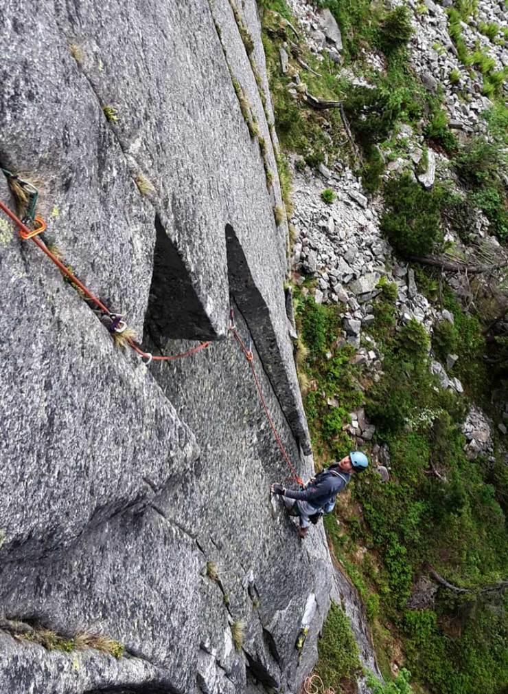 Cool-Foot-Line---Kletterroute-an-der-Grimsel-Handegg