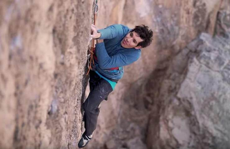 These are the weaknesses of Alex Honnold and Jonathan Siegrist