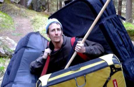 Crash-Pad-Verleih im Bouldergebiet Murgtal lanciert