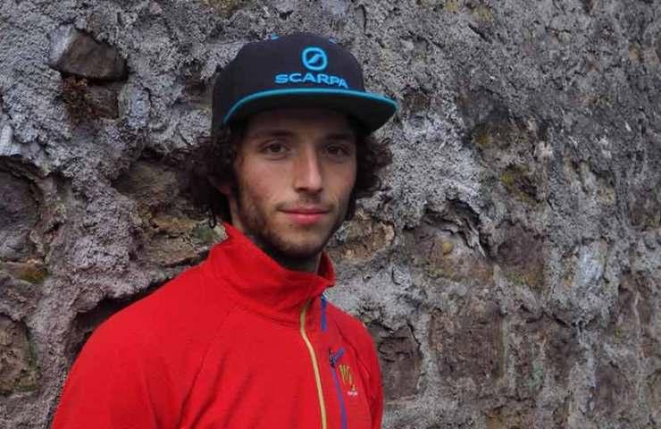 Der Berner Kletterer Alexander Rohr im Interview