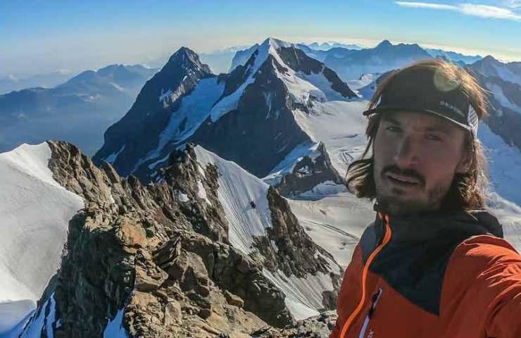 Mario Heller überschreitet Eiger, Mönch und Jungfrau in neuer Rekordzeit