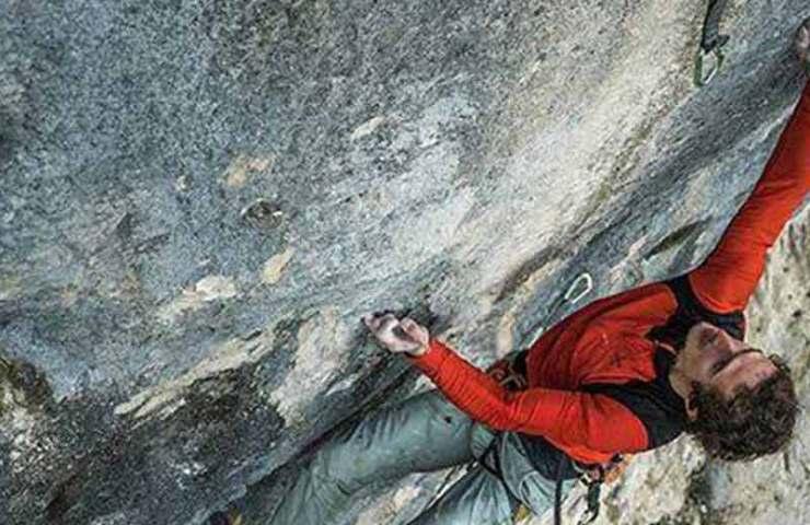 Adam Ondra eröffnet die schwerste Route Bosniens: Interklemezzo