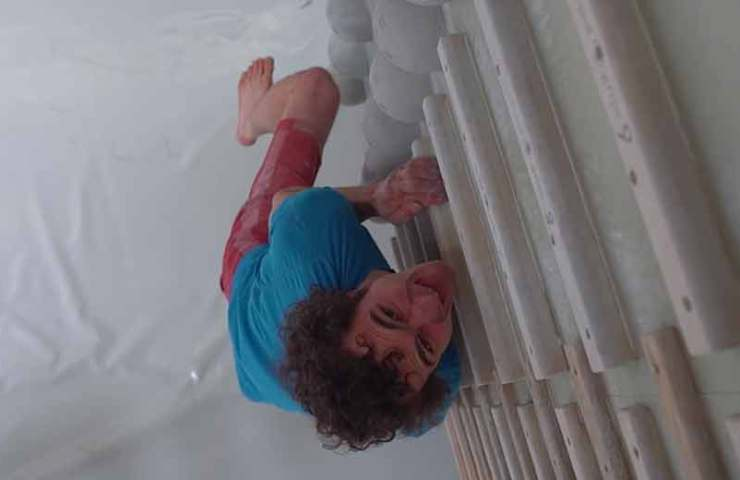 This is how Adam Ondra trains for the Olympia 2020 in Tokyo