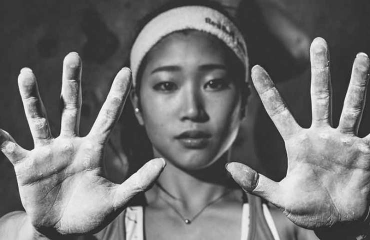 In this video you will meet the athlete Miho Nonaka from Japan