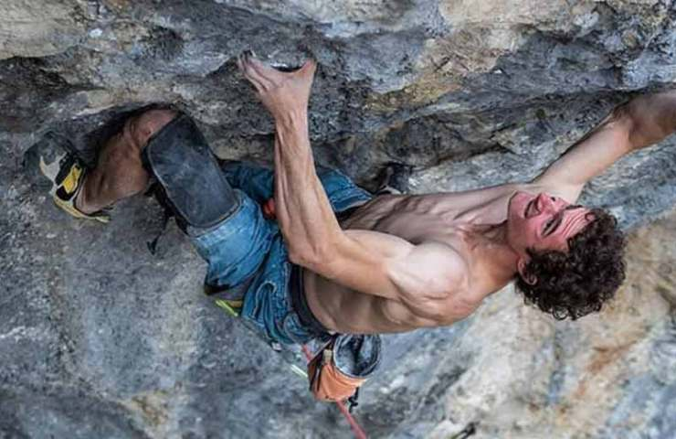 Two first ascents by Adam Ondra in two days: Macedonian Trip (9a) and Czech Trip (9a +)