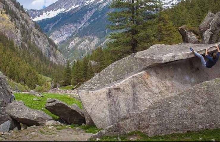 Das Bouldergebiet Zillergrund Wald im Zillertal ist bedroht - bitte Petition unterschreiben
