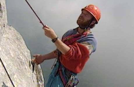 Diese Kletterausrüstung galt vor 25 Jahren als modern