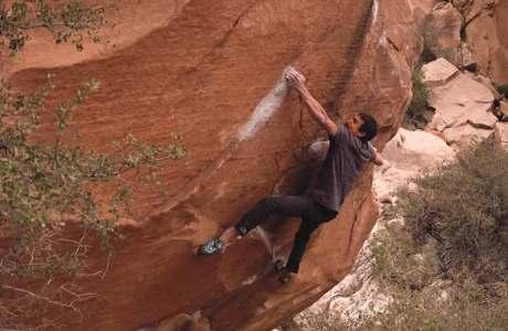 Im Januar punktete Kevin Takahashi mit The Nest seinen ersten 8c-Boulder. Im Dezember 2018 kehrte er in die Red Rocks zurück und klettert Kintsugi (8c).