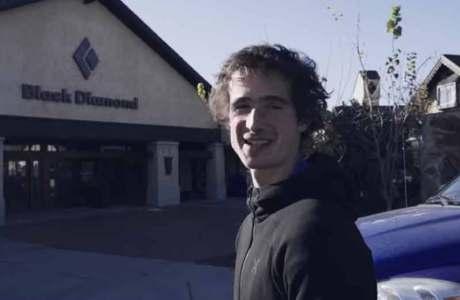 Vlog 11 - Adam Ondra macht Halt am Hauptsitz seines Sponsors Black Diamond