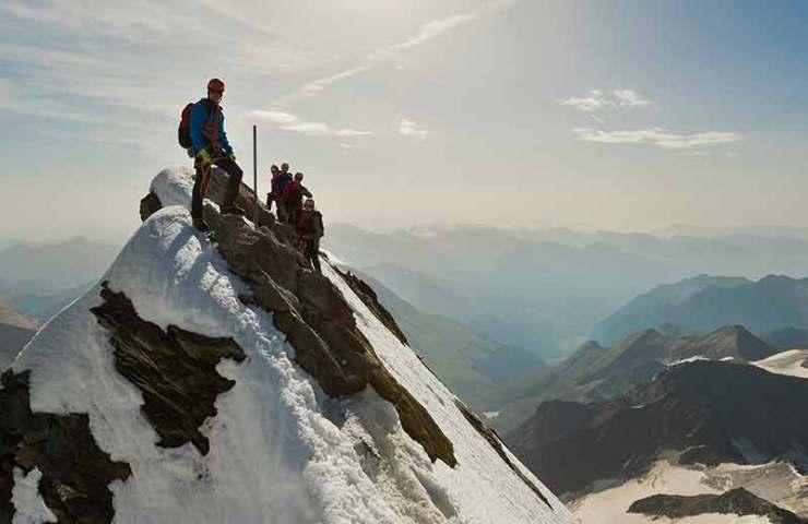 Immer mehr Städter gehen zu den Alpenvereinen