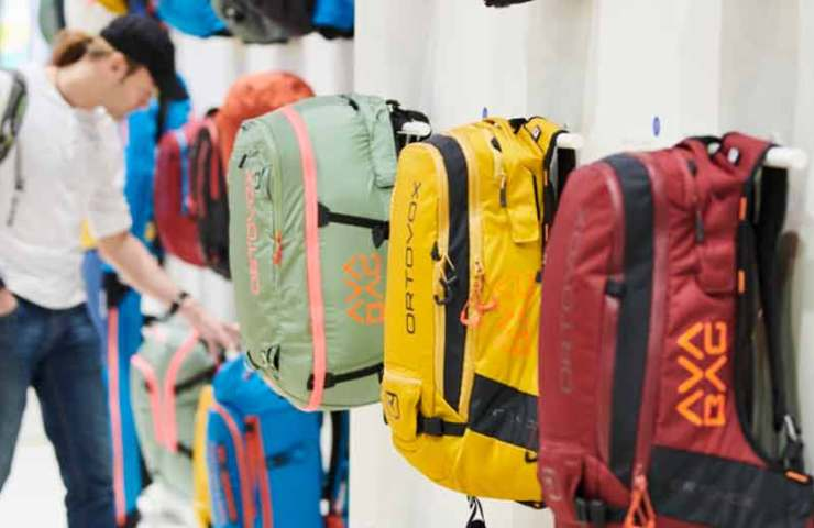 Exciting products at the world's largest outdoor exhibition ISPO in Munich