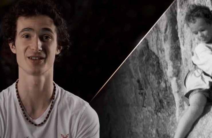 Video: Kletterer von Geburt an - Adam Ondra stellt sich vor