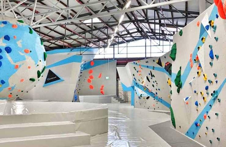 Boulderwelt Dortmund: Die grösste Boulderhalle Europas