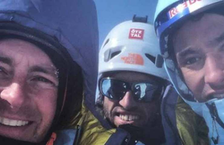 Lama, Auer and Roskelley have reached summits before they fatally crashed