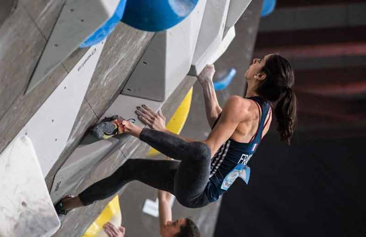 Zweiter Weltcup der Saison: In Moskau wird in den Disziplinen Bouldern und Speed um Olympia-Punkte gekämpft