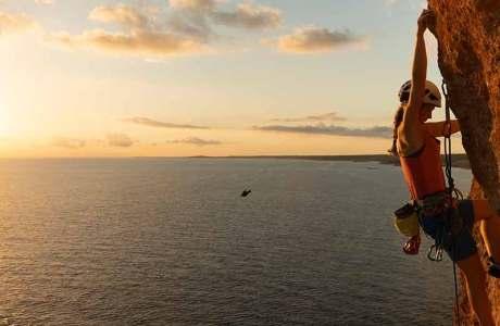Menorca - Ein Paradies zum Klettern