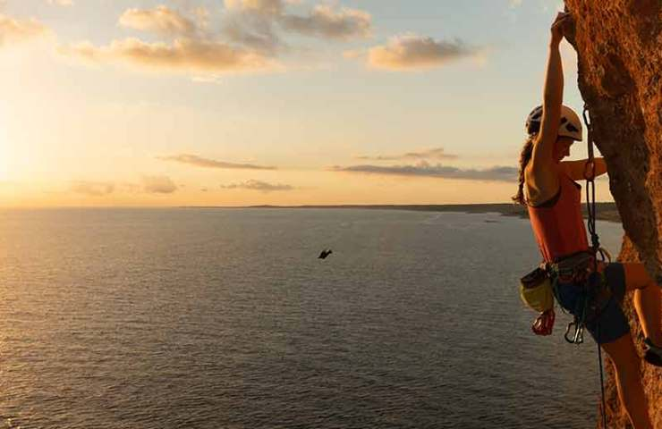 Menorca - Un paraíso para la escalada.