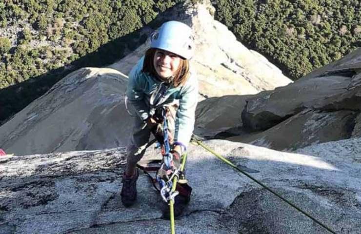10-Jährige klettert El Capitan im Yosemite Valley
