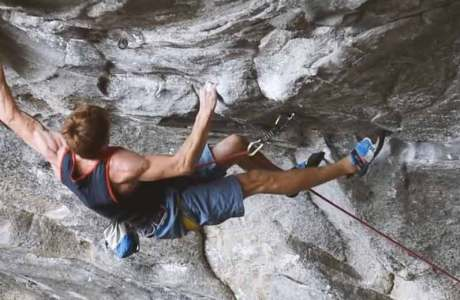 Seb Bouin klettert eine der schwersten Routen der Welt: Move (9b/9b+)