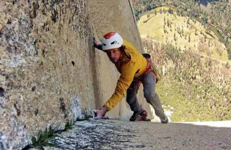 Dürfen wir vorstellen: Der Schweizer Clean-Kletterer Silvan Schüpbach