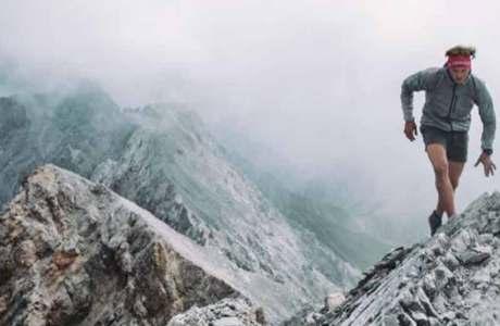 Rekordbegehung des Wettersteingrats: 70 Kilometer, 7000 Höhenmeter in 40 Stunden