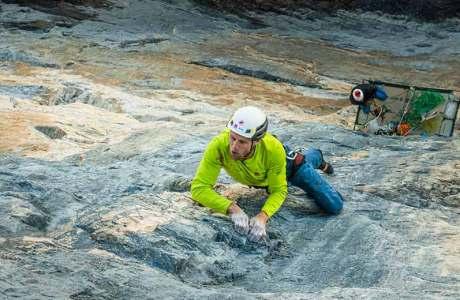 Roger Schäli und Stephan Siegrist gelingt die Erstbegehung von Silberrücken