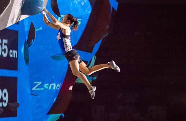 Climbing World Championship Hachioji: information and live stream